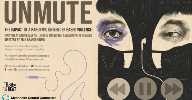 Unmute: The Impact of a Pandemic on Gender Based Violence image
