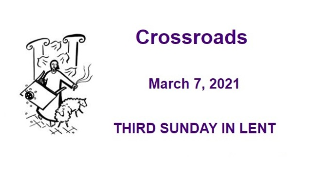 Crossroads March 7, 2021 image