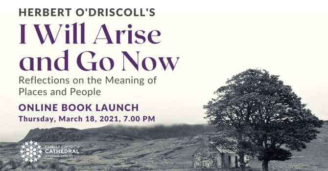 Book Launch: I Will Arise and Go Now