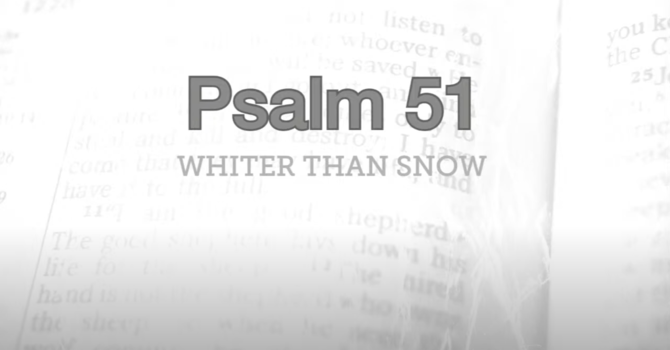 Whiter Than Snow (Part 2)