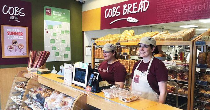 Help Earn Money For Carson Graham At Cobs Bread image