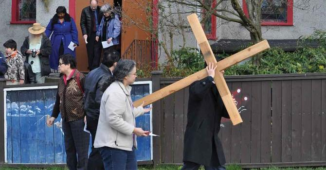 Good Friday Ecumenical Walk in East Vancouver image