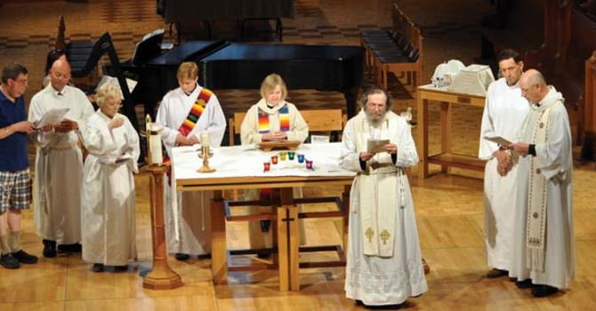 Pride Day Service at CCC image