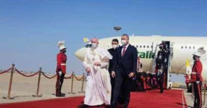 pope visit Iraq