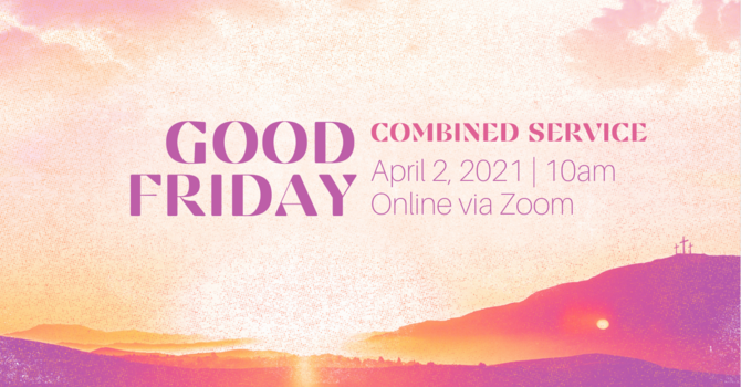 Good Friday Combined Service