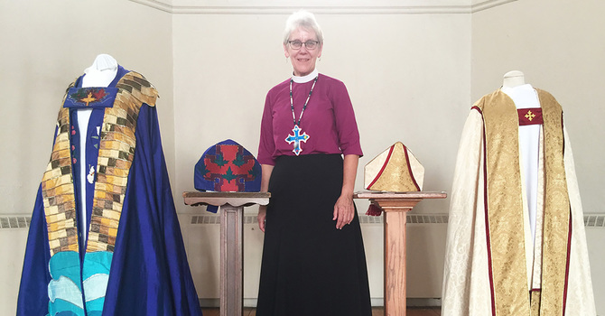 Farewell and thank you to Archbishop Linda