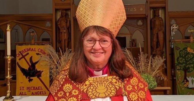 Lynne McNaughton Elected Metropolitan