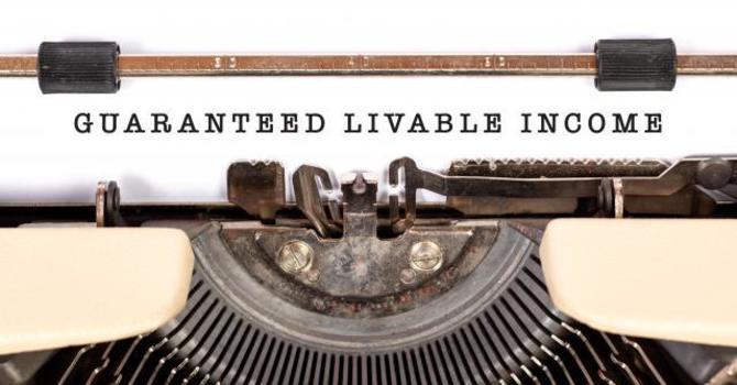 Create a Guaranteed Livable Income Program image