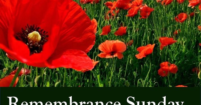 Remembrance Sunday Choral Evensong at St. John's, Shaughnessy image
