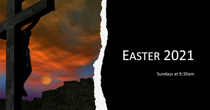 The Coming of Easter