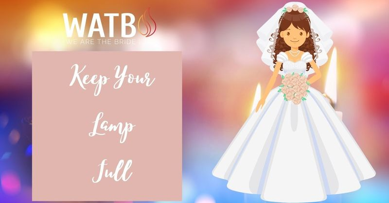 WATB Church w/Dr. June Knight - Keep Your Lamp Full