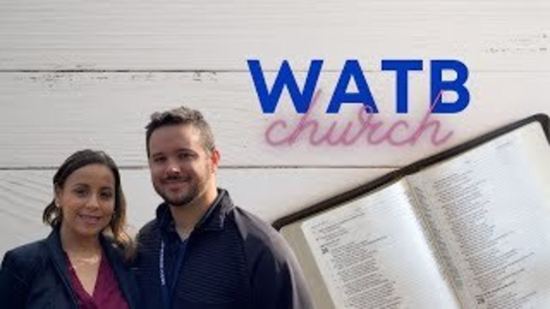 WATB Church LIVE w/ Brock & Laura - You are a New Man