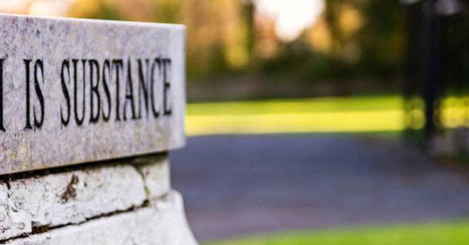 Faith Is Substance - Part 2