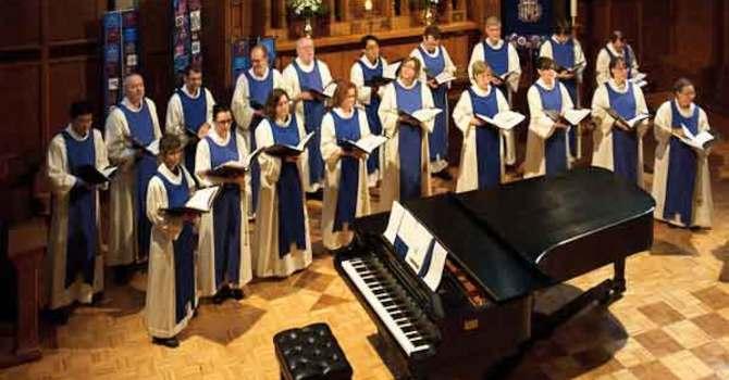 Christ Church Cathedral Choir at SJS December 15th image