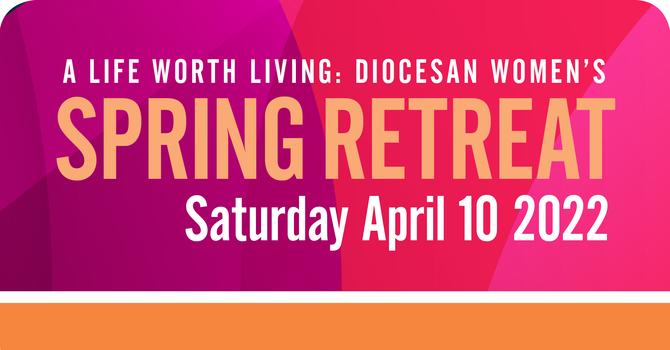 Diocesan Women's (Online) Retreat