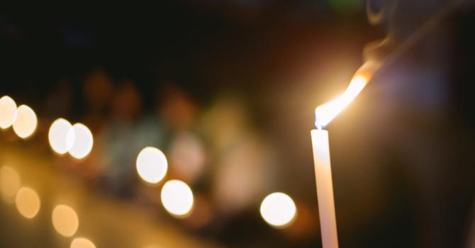 Marking the Year - Online Prayer Vigil image