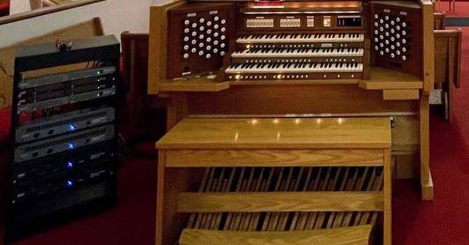 A New Organ for St. Andrew's image