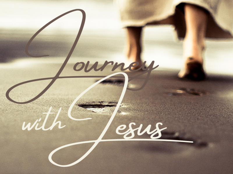 Leaning into Jesus Part 1