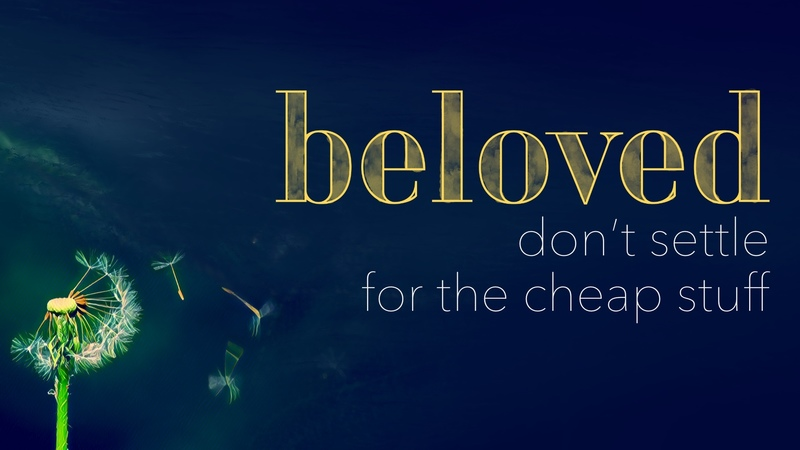 Don't Settle for the Cheap Stuff