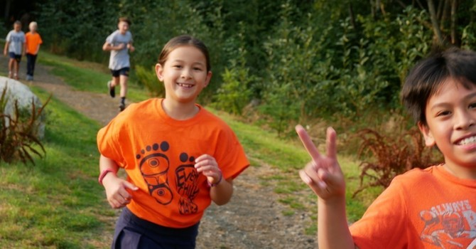 A great day for the Terry Fox Run & Orange Shirt Day! image