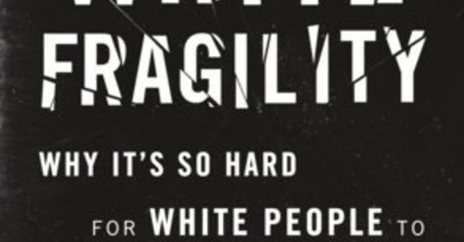 White Fragility - Anti Rascim Let's Talk  image