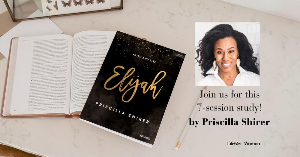 Women's Bible Study - Elijah