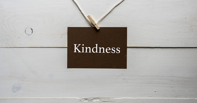 Community and Kindness in the Land In Between