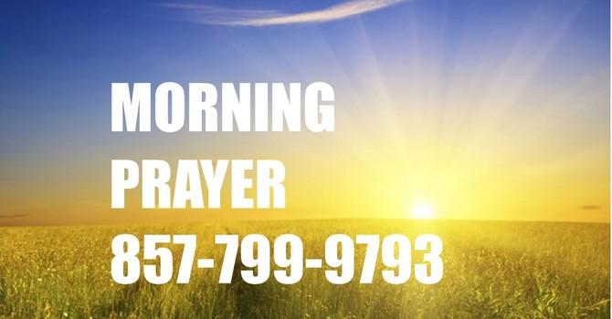 Morning Prayer Call