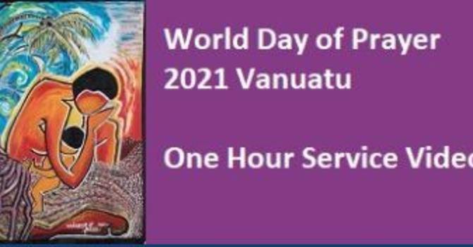World Day of Prayer Vanuatu image