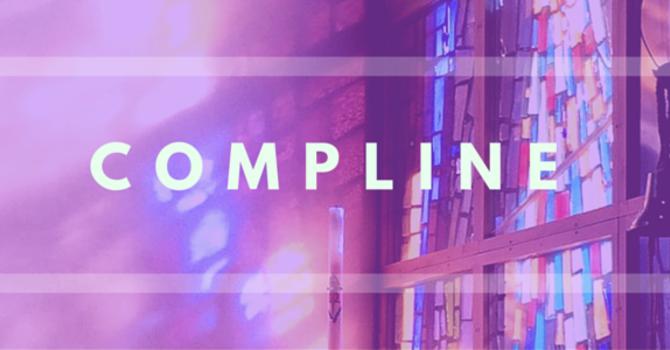 Compline For Lent image