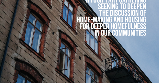 On-line: Homefulness symposium