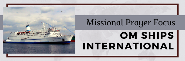 Missional Prayer Focus