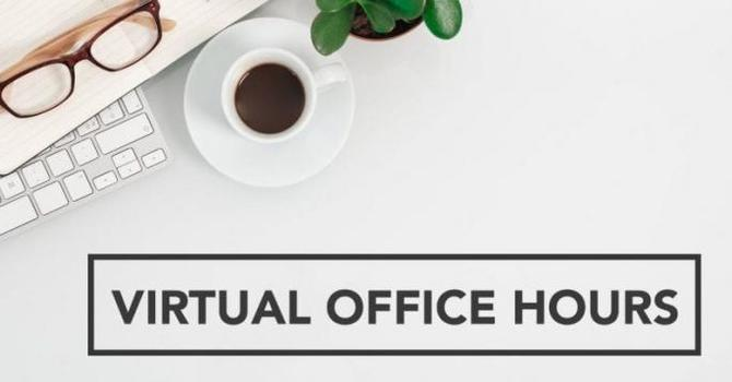 Pastor's Virtual Office Hours image