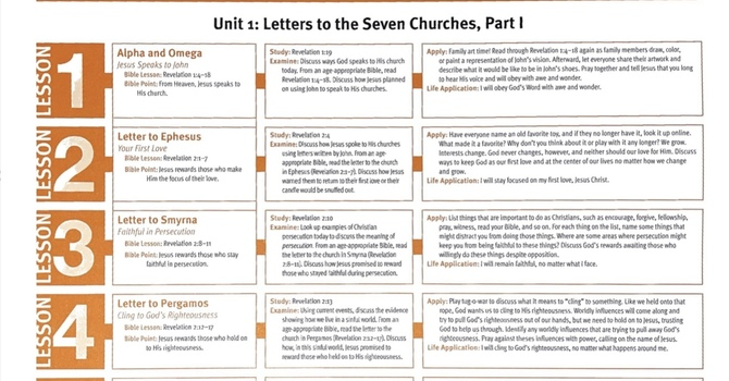 Faith Kids Curriculum image