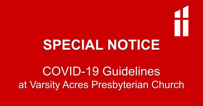 VAPC Covid-19 Guidelines image
