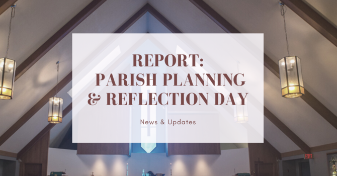 REPORT: DAY OF PLANNING & REFLECTION image