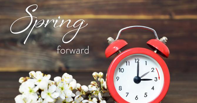 Spring Ahead! image