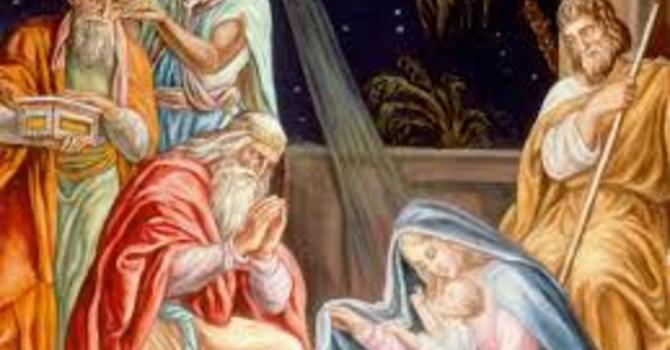 St John's Christmas Letter From Patrick image