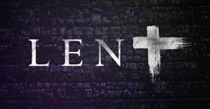 New Lenten Book Study Group image