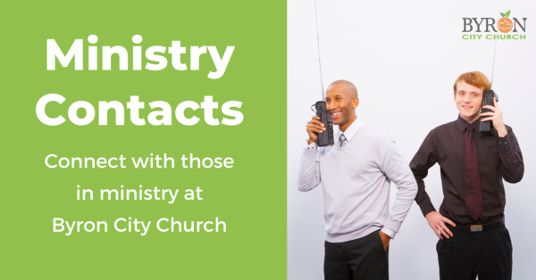 Ministry Contacts
