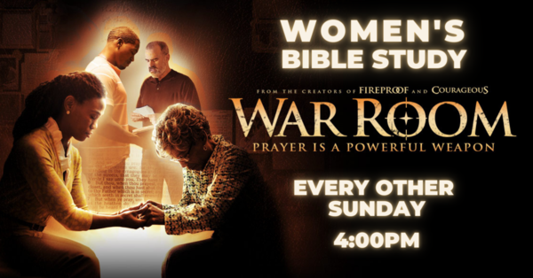 'Women in the Word' Bible Study