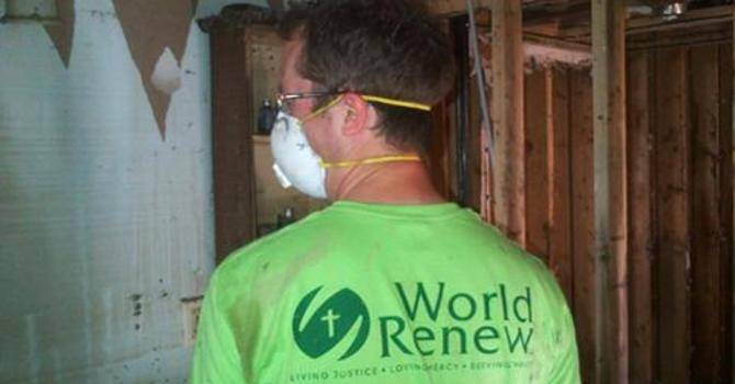 Service Opportunity - High River, AB Flood Relief  image