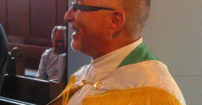 Clergy Transitions and Appointments for 2012 image