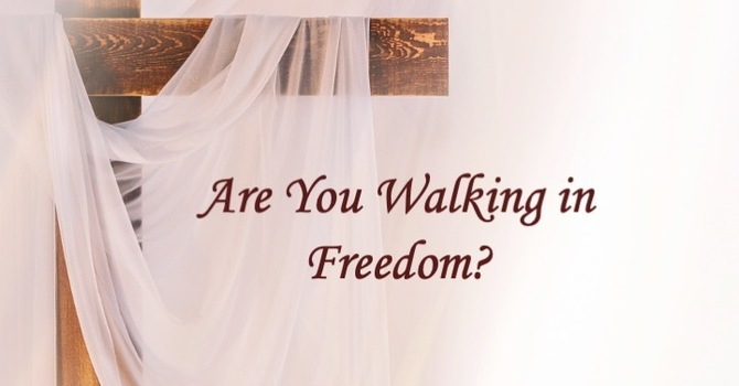 Are You Walking In Freedom?