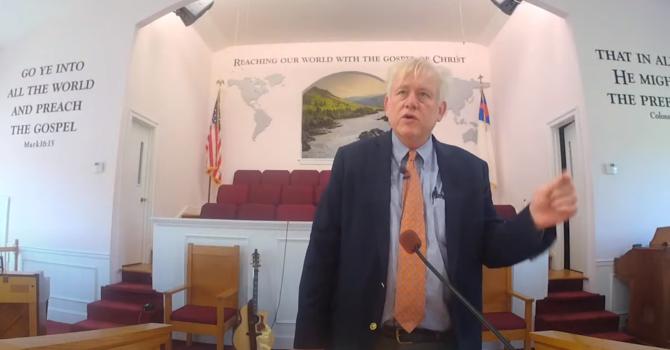 Pastor Tim - March 14, 2021 - Livestream
