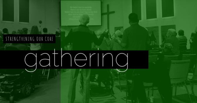 Gathering: What Are You Waiting For?