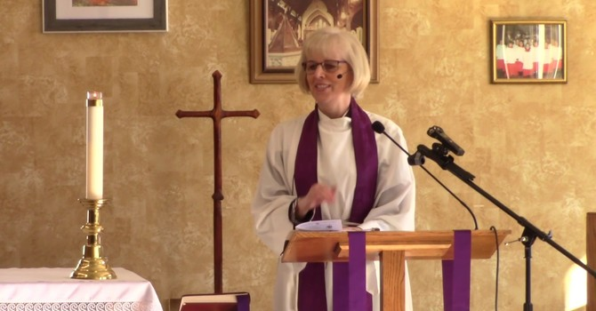 Sermon 4th in Lent, ACW Sunday