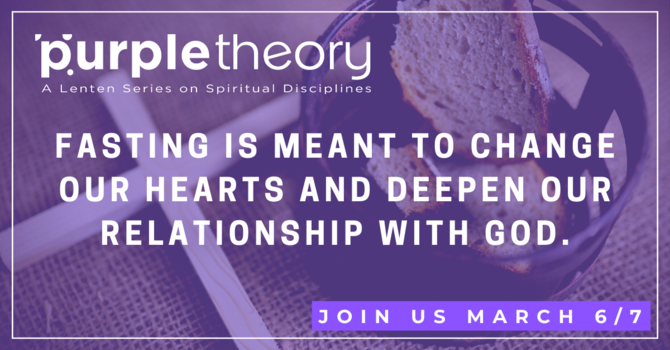 Purple Theory | Fasting