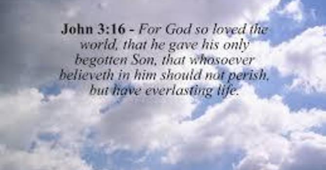 Gospel of John image
