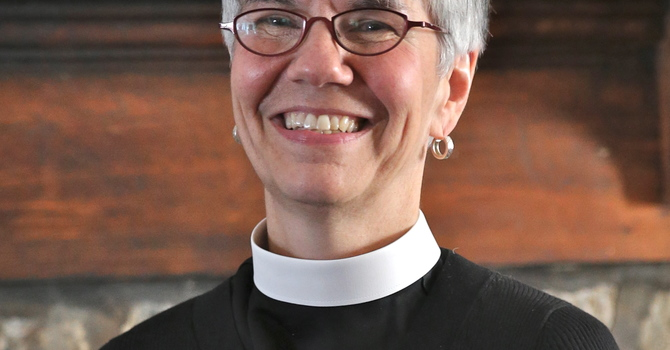 The Reverend Canon Melissa M Skelton - 